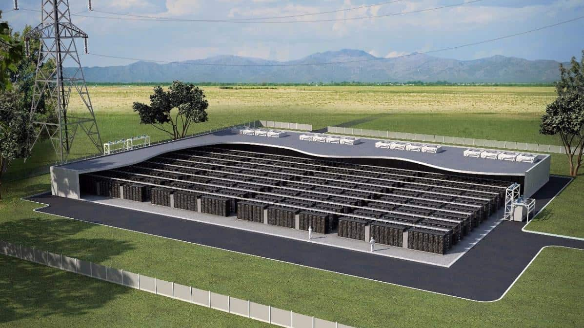 Image result for Grid Energy Storage Market